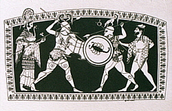 Greek Vase T-Shirt : Windrose Armoury, We Bring History To Life!